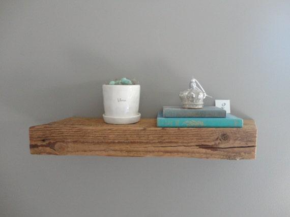 Items similar to barnwood shelves barn wood