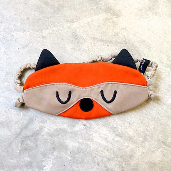 Raccoon Eye Mask Raccoon Sleep Mask Raccoon Eyemask Sleep Raccoon Eye Mask
