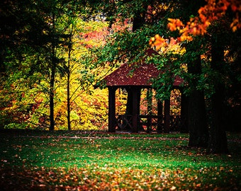 For Love and Nature - Autumn Photography, Fall Landscape, Nature Photos, Wisconsin Park