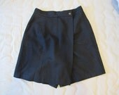 Vtg Wool Skorts Savannah