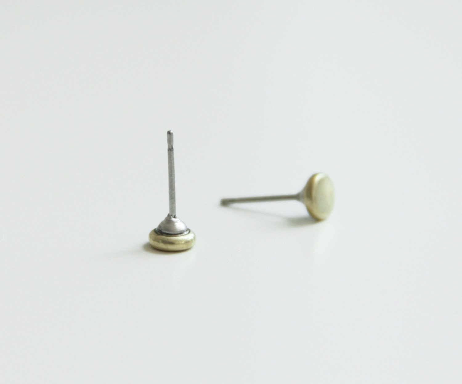 p surgical ball asp earrings size steel was stud