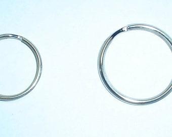 "Split Key Ring, 3/4"" or 1"""