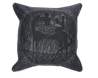 Dreamed The Same Dreams Cushion Cover