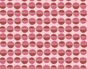 SALE  1 yard  - Pink Dots Fiona's Fancy by Lila Tueller for Riley Blake Designs