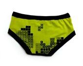 Tetris Undies - Handmade Underwear