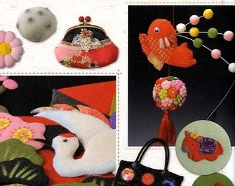 Beautiful Traditional Japanese MOBILES and GOODS  - Japanese Craft Book