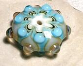 Handmade Lampwork Art Bead Pendant by Jeanniesbeads jpg 2960