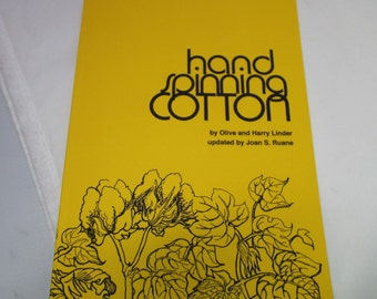 Hand Spinning Cotton-revised edition