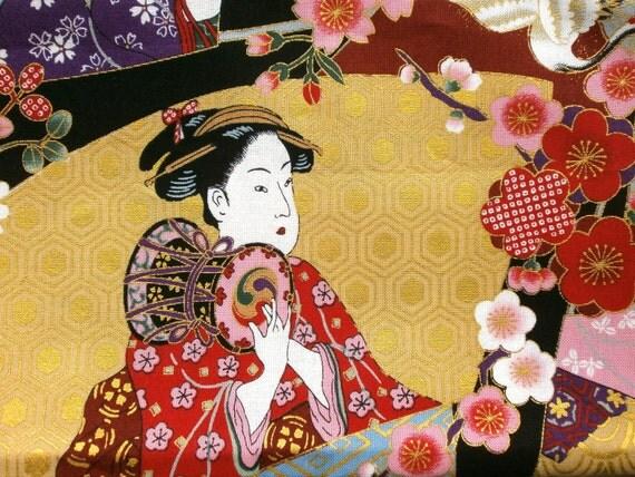 Tessuti per kimono giapponesi