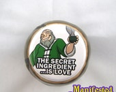Avatar Button - Iroh The Secret Ingredient Is Love