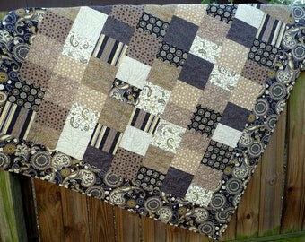 French Dress Quilt Blanket  reduced