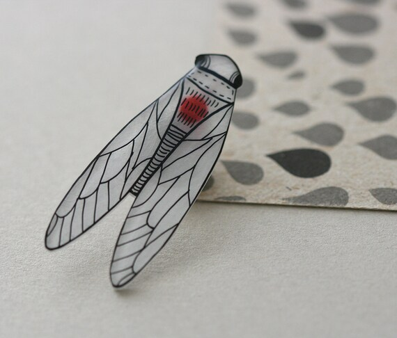 Cicada Pin