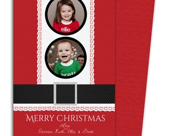Custom Photo Christmas card/Photo Holiday Card/Digital file/ Christmas Greeting card/Christmas Card/Free Background/Print yourself