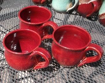 Mug for your Tea, Coffee or Hot Chocolate - Handmade Pottery