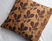 Maple Leaves and Acorns - Kravet fabric
