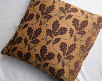 Maple Leaves and Acorns - Kravet designer fabric