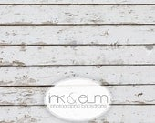 "Product Photography Backdrop 2ft x 2ft, Old White Wood Food or Product Backdrop, Vintage Old White Wood Background ""Weathered Whites"""
