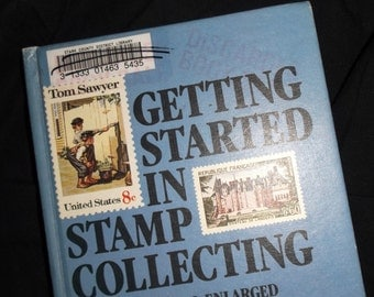 1982 Getting Started in Stamp Collecting