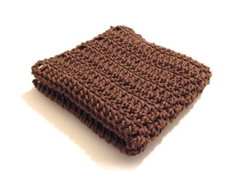 Cafe Oscuro Crocheted Square Dish Cloth