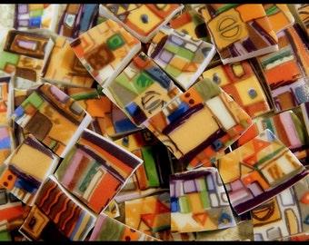 China Mosaic Tiles - ARTS & CRaFTS - 110 Mosaic Tiles