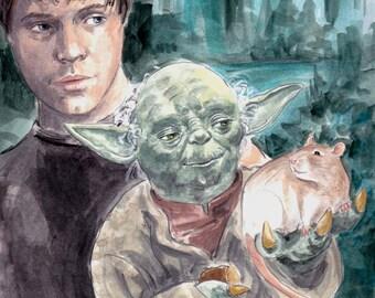 The Degobah Rat (Star Wars)