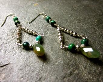 Moon River Earrings