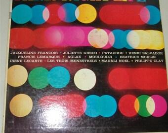 Vintage Paris Night Life LP 8517 Vinyl Record