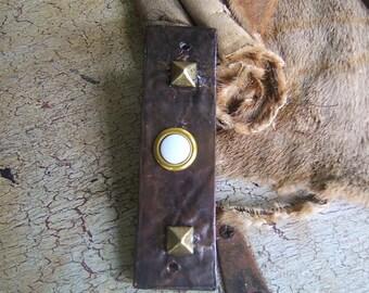 Simple Copper Craftman's Doorbell