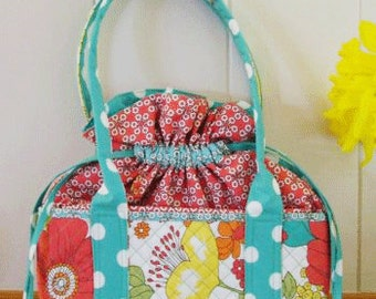 SALE Candy Bag Sewing Pattern