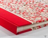 Wedding Guest Book Cherry Blossom - Funeral, Memorial, Sketchbook