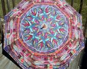 Quilt Art Straight Umbrella - Celebrate Annie