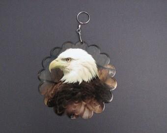 Bald Eagle Wind Spinner