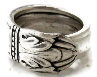 Spoon Ring All Sizes Danish Princess