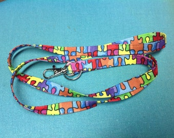 Lanyard your choice of fabric