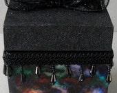 Vivid Colors and Black Keepsake Decorative Box