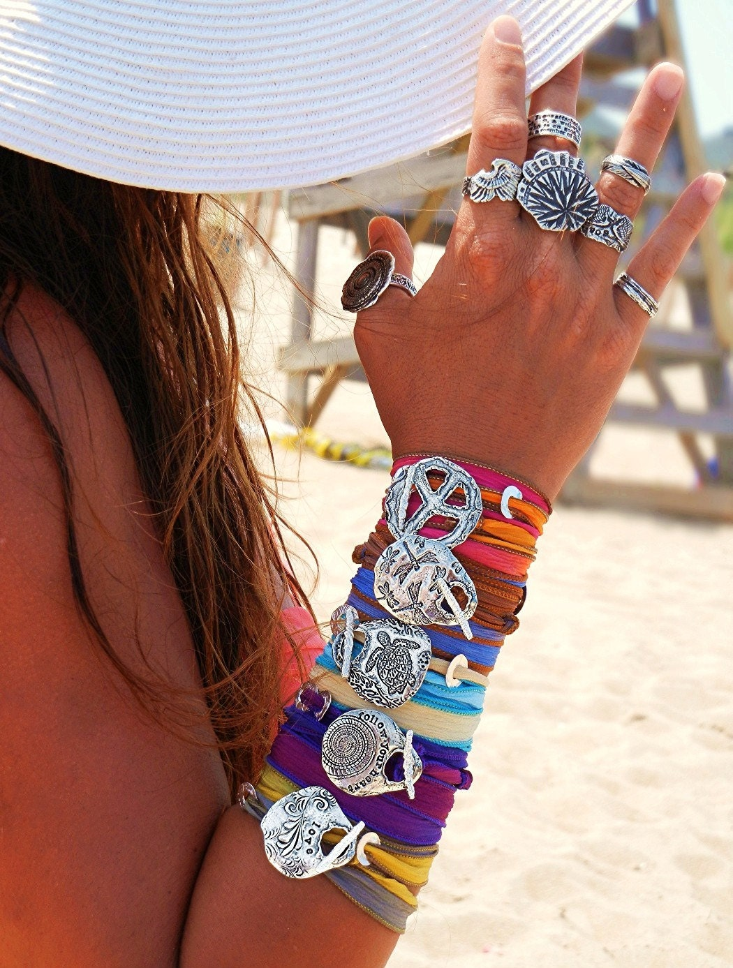 Jewelry and Accessories for Your Festival Summer