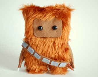 Star Wars Chewbacca Fur.15cm