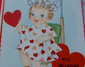 vintage valentines and paper ephemera