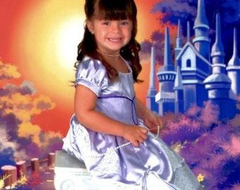 Princess Sofia the 1st - Custom Boutique Dress Up Costume size 2/3