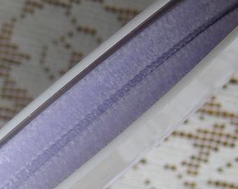 10 Yards Czech Republic Tiny Rayon Velvet Ribbon Trim In Pale Lilac 5mm Wholesale Lot
