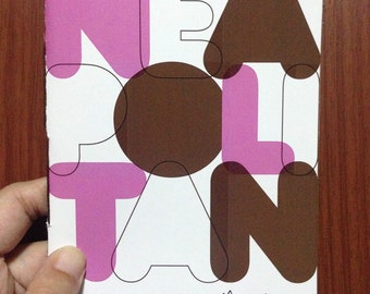 NEAPOLITAN Ice Cream Picture Zine
