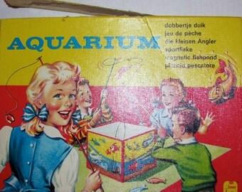 Jumbo Aquarium Magnetic Fishpond Game