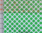 Beatrice in Emerald Green by Michael Miller Fabrics  - on sale