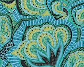 Cotton Quilting Fabric | Amy Butler fabric | Hapi Oasis Ocean