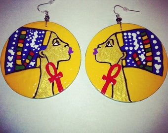 Queen Beauty  Earrings