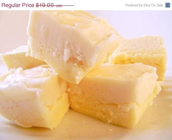 VACATION SALE Julie's Fudge - BANANA Cream Pie - 12 Pieces (1 Pound)