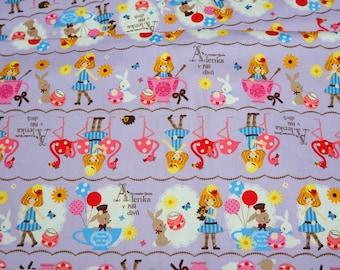 November book Japanese Fabric Girl and Flamingo Fat quarter