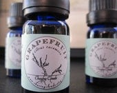 Pink Grapefruit Essential Oil - Uplifting and Happy - A Customer Favourite