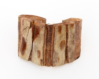 Birch bark bracelet, Tetrad