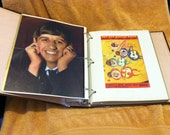 Beatles ScrapBook Newspaper clippings history